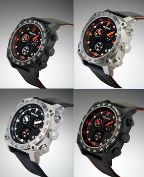 Môntrèk CR-1 Chronographs