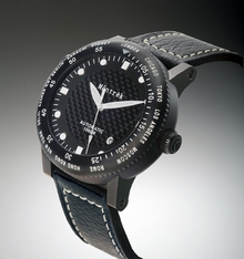 Môntrèk World Time Watch